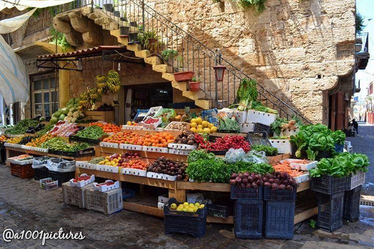 The old souk of Batroun, a beautiful place that kept it's authenticity.... (Old Souk Batrun)