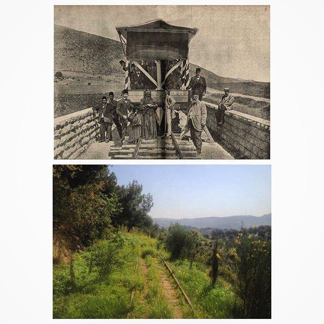 Beirut Damascus Railway ( 1910 - 2015 )