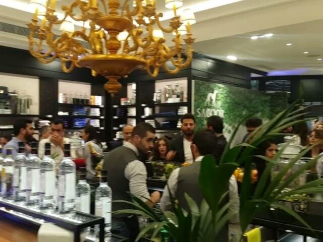 Opening of Sacoor Brothers' second boutique in Lebanon at ABC Achrafieh... (ABC Group)