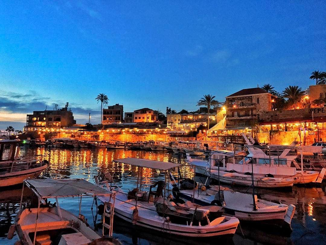 iphoneonly lebanon @lebanoninapicture (Port Byblos)
