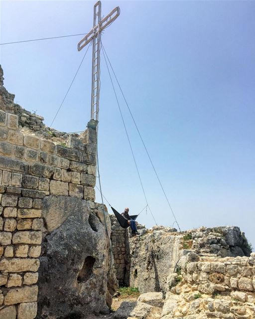 Reaching new heights! 😎 happytime  adventuretime  weekendvibes ... (Smar Jubayl, Liban-Nord, Lebanon)