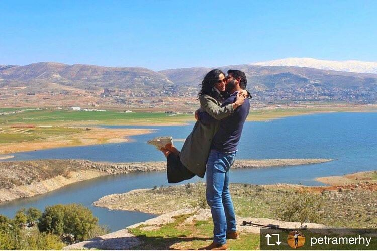 Repost from @petramerhy You make falling in Love feel like the first time, (Saghbîne, Béqaa, Lebanon)