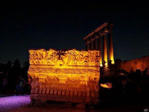 lebanon bekaa baalbeck livelovelebanon livelovebeirut ruins ...