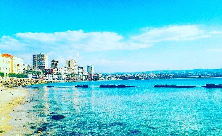 Tyre 💙 livelovelebanon.... wonderful explore travelgram ... (Tyre, Lebanon)