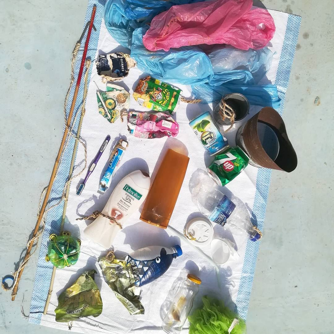 More plastic in the sea by 2050 😵 Prepped and ready with the ...