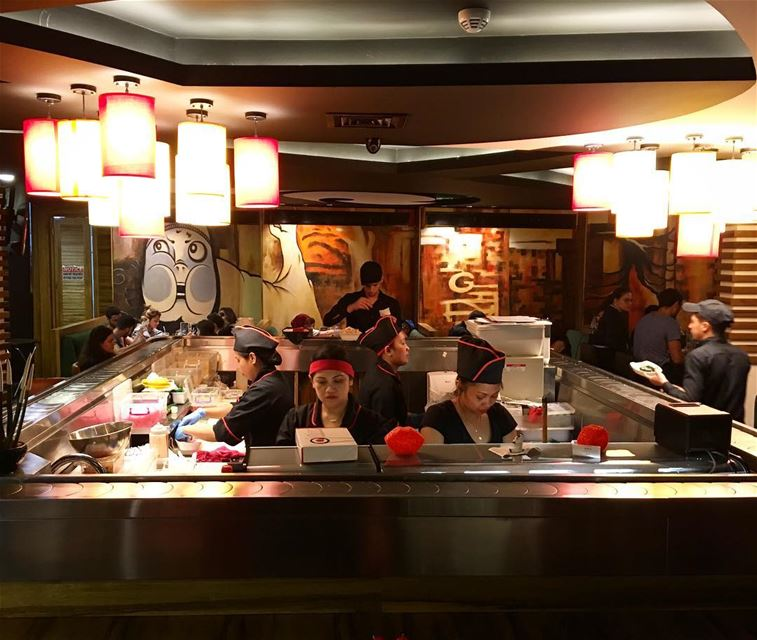 lebanon saida sidon señorsuchi mexican and japanese restaurant ... (Señor Sushi)