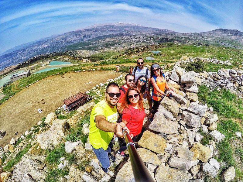 adaywellspent in falougha 🌳🌲🏞 hike livelovelebanon ... (Falougha, Mont-Liban, Lebanon)
