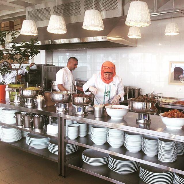 Preparing TawletSaida buffet… For reservation call 81 707 240...