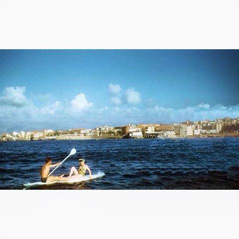 بيروت عام ١٩٦٤ ،