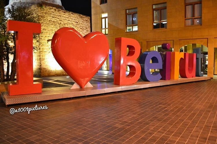 I sure do ! 💞💕❤️.... travel  beirut  lebanon  trip  discover ... (Downtown Beirut)