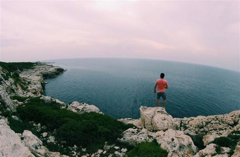 What am I missing? . Gopro goproleb livelovechekka livelovebeirut ... (Chekka)