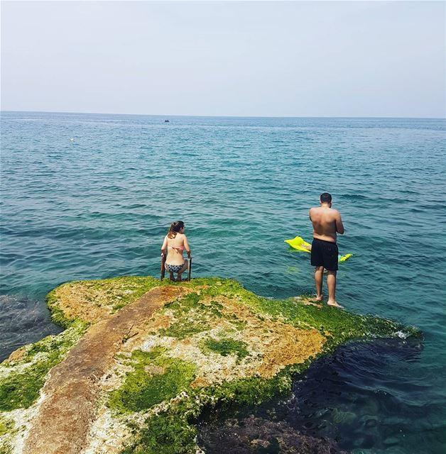 Jump yalla ! lavieenbleu loves_lebanon super_lebanon ig_lebanon ... (Ta7t El Ri7 - Anfeh)