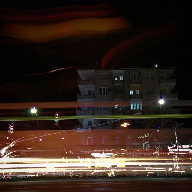 La noche - ichalhoub shooting light trails in mobilephotography / ...