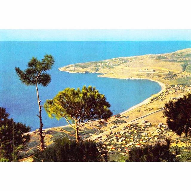 This is Jounieh in 1965 ,