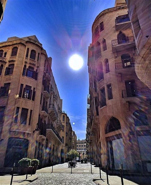 The best morning in the world 😍🇱🇧 BeirutCity BeirutMorning Lebanese... (Beirut, Lebanon)