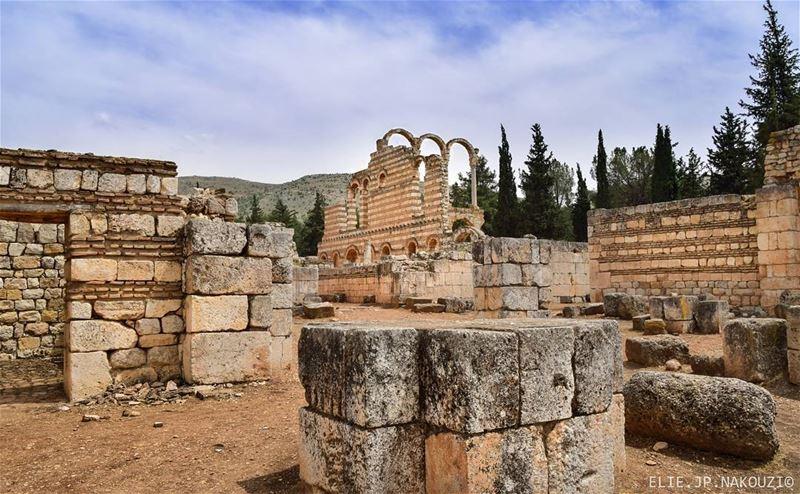 nikon photography proudlylebanese lebanonlovers anjar culture old ... (`Anjar, Béqaa, Lebanon)