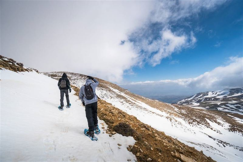 Until next winter... ❄🏂 Sannine Credits to @batlounis ❤📷 lebanon ... (Mount Sannine)