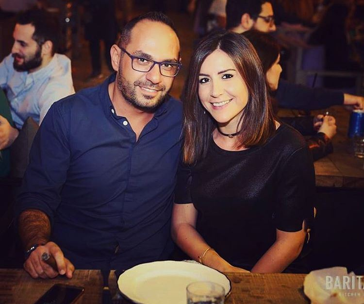 🙎🤵 meandhim couplegoals saturdaysnight smile livelovelebanon Jbeil... (BARITALIA KITCHEN & BAR)