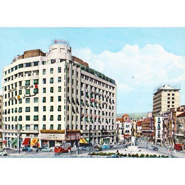 بيروت رياض الصلح عام ١٩٦١ ،