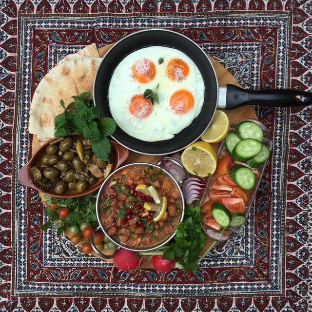 A breakfast dish regularly enjoyed throughout my childhood in Lebanon,...