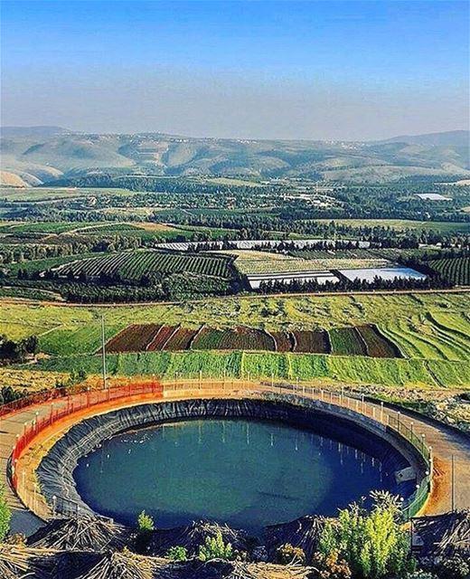 Amazing view from maroun_elras_lebanese_village Photo by @elietabchi ... (Maroun El-Ras)