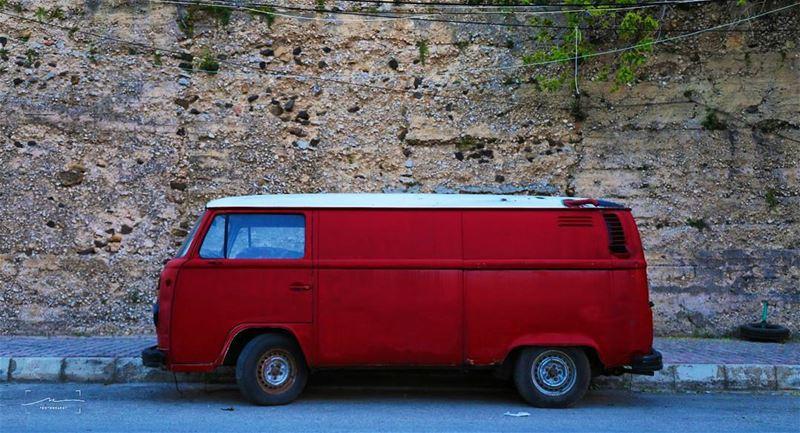 Das Auto ❤❤❤ (Bcharreh, Liban-Nord, Lebanon)