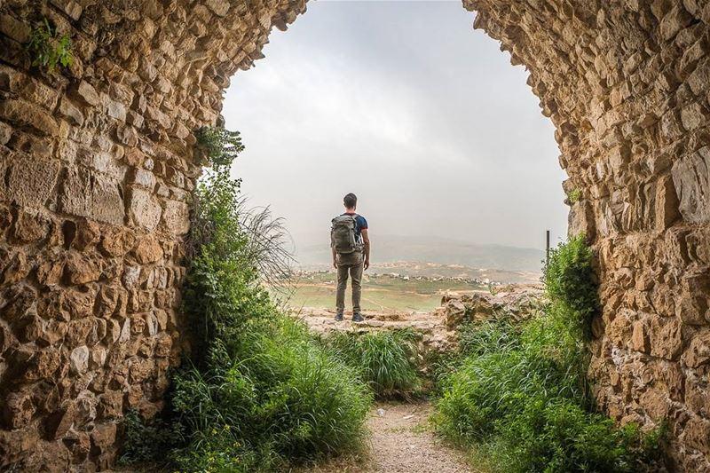 A journey across the rooms of Shqeef lebanon ... (Kalaat Al Shakif)