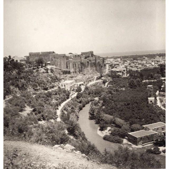 طرابلس عام ١٩٣٥ ،