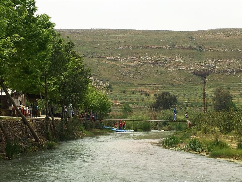 lebanon southlebanon awesome day at khardali river beautiful ... (Abou Charbel - Khardale)