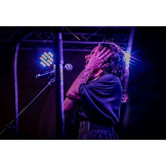 concert concertphotography music singer singing lebanon beirut ... (Beirut, Lebanon)