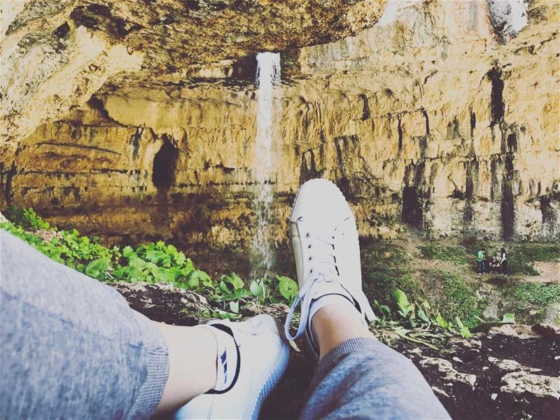 Fill your life with adventures not things, have stories to tell not stuff... (Tannourine - Balou' Balaa)