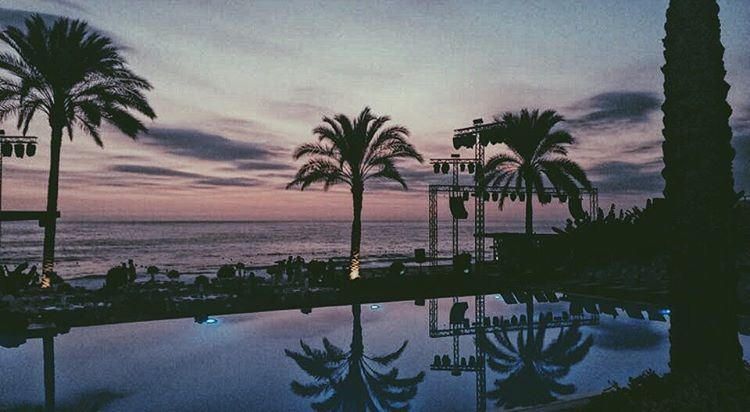 lebanon oceanblue jbeil sunset nature landscape photography ... (Ocean Blue)
