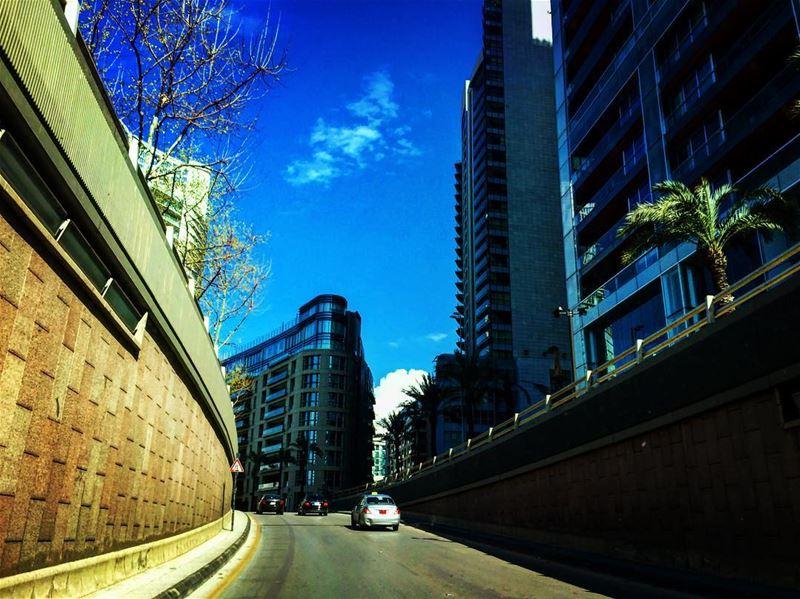 سلامات من بيروت الجميلة 🤗⛱😎(Photo credit : Yussouf Khaizaran) ... (Zaitunay Bay)