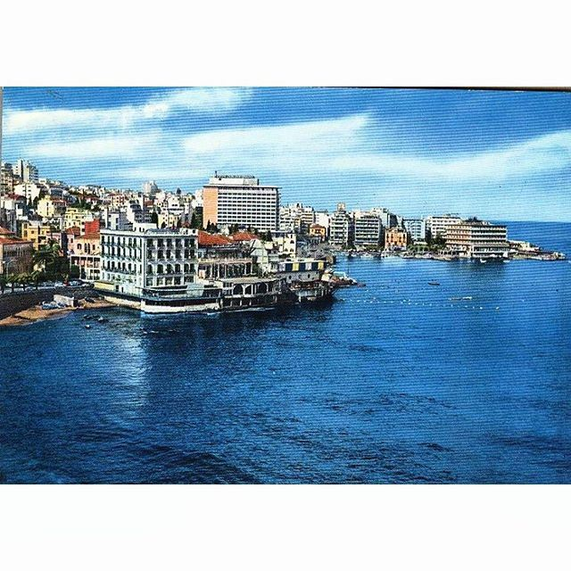 بيروت عام ١٩٦٣،
