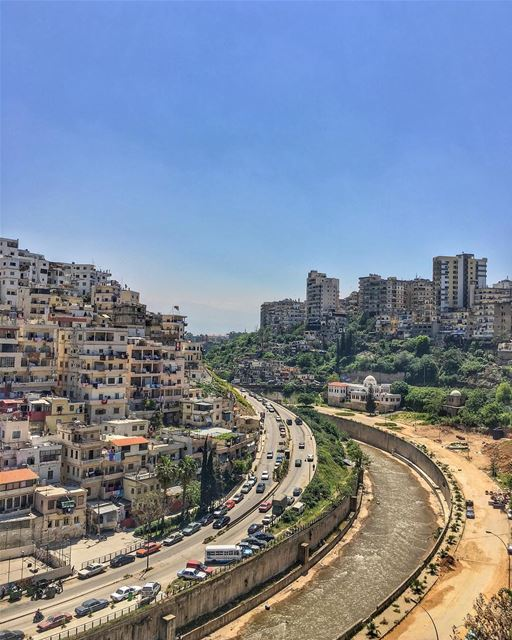 Tuna cans in empty oceans... nature city lebanonspotlights cityscapes ... (Tripoli, Lebanon)