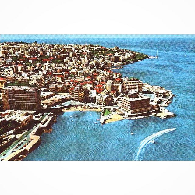 صباح الخير من بيروت عام ١٩٦٠ ،