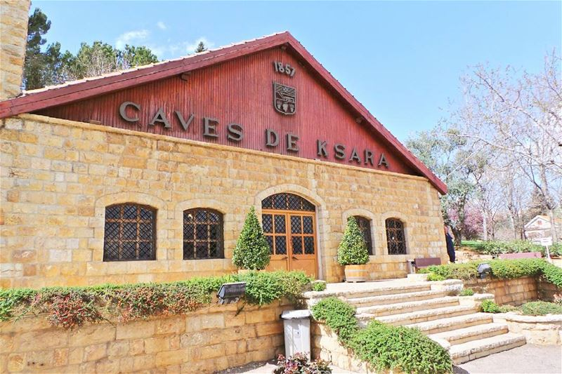 Caves de ksara. zahle zahleh caveksara ksara chateauksara photooftheday... (Cave De Ksara)