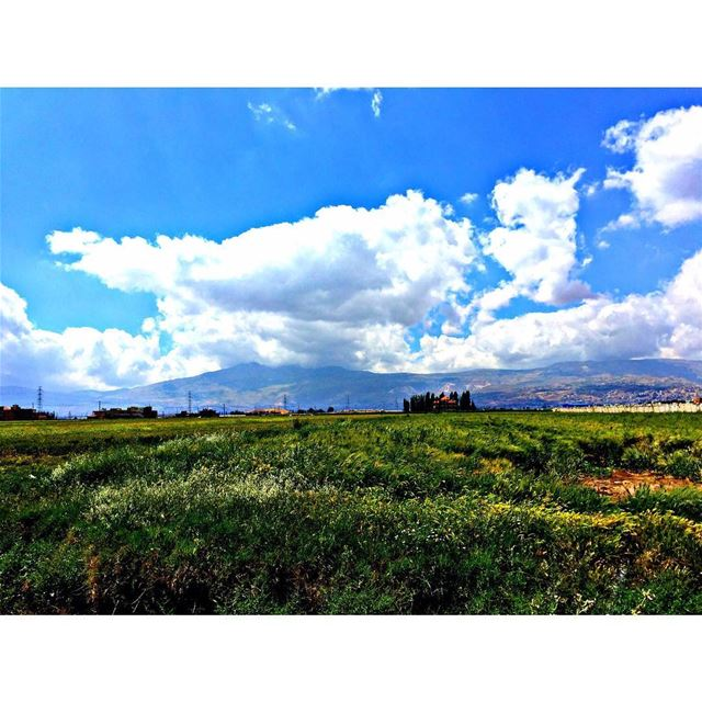 When in Bekaa💙☀️ lebanon bekaavalley whatsuplebanon lebanontimes ... (Bekaa Valley Lebanon)