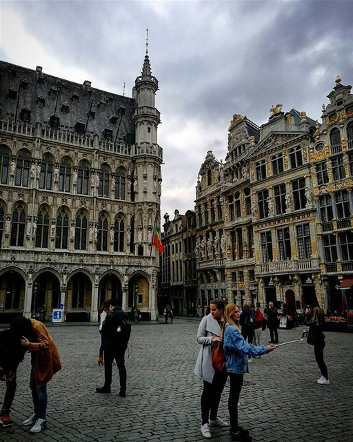 In the city of Tintin - ichalhoub in Brussels Belgium shooting ...