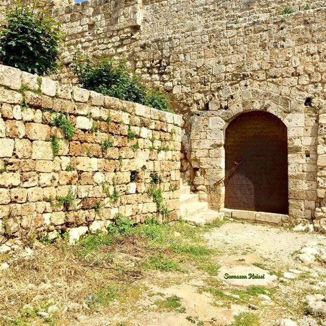 heritage nostalgia old castle🏰 tripoli lebanon ...