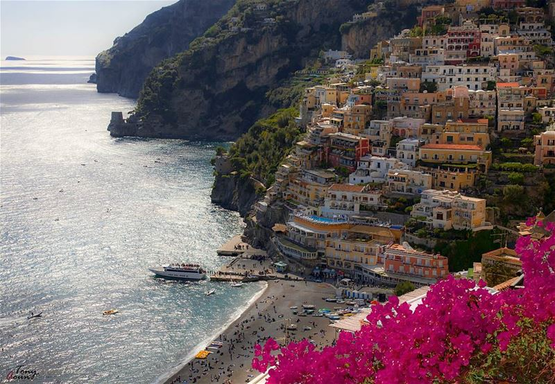"I read somewhere ""if you are not lost, you are not much of an explorer""... (Costa d'Amalfi - Positano)"
