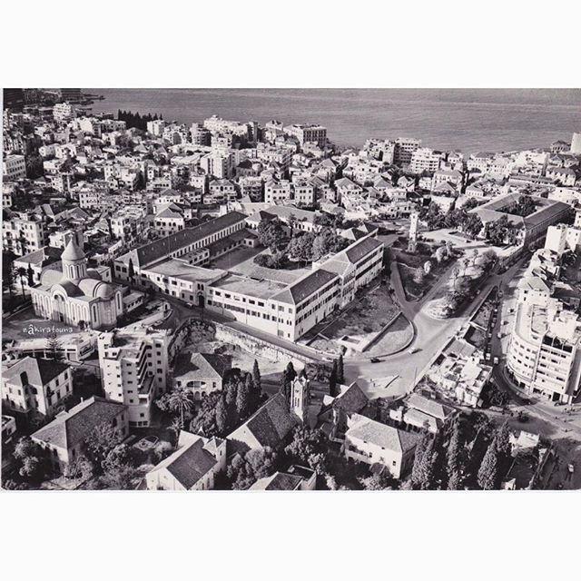 بيروت عام ١٩٥٠ ،