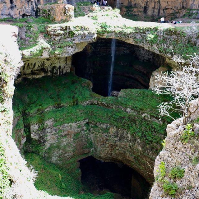 balou3bal3a baataragorge tannourine lebanon natural bridge nature ... (Tannourine - Balou' Balaa)