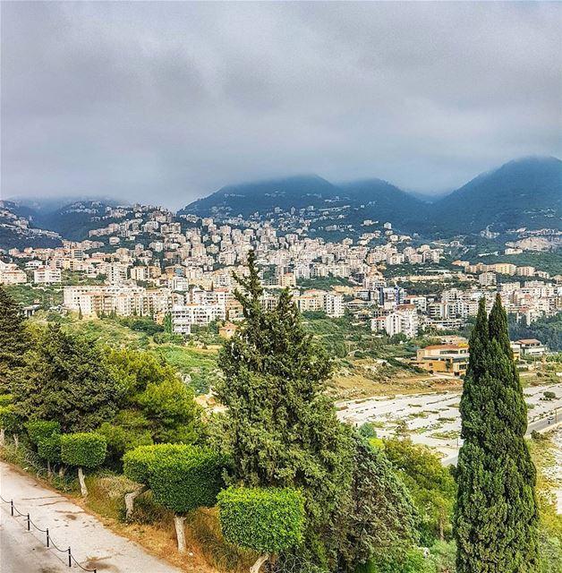 Mountain views mountain view ghazir landscape livelovejounieh ... (Casino du Liban)