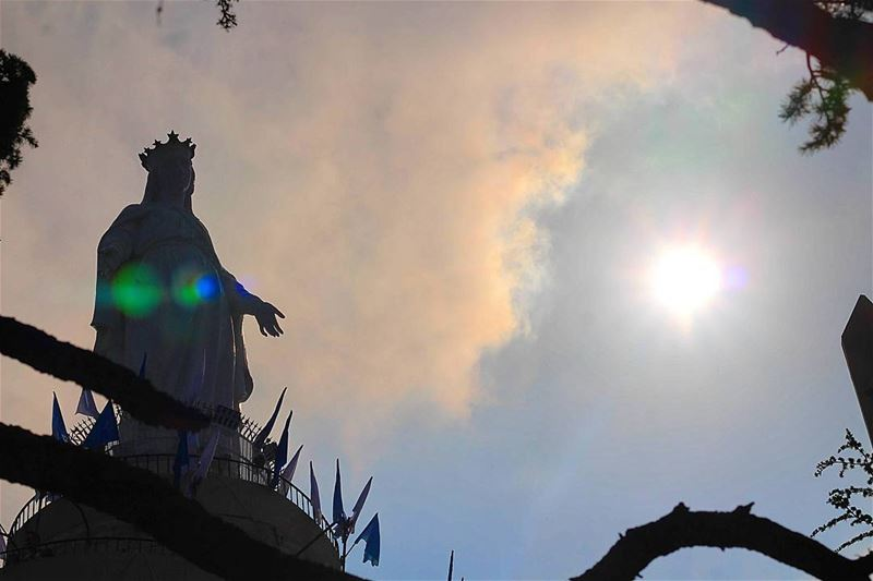 🙏🙏 sergesarkisphotography photography canon canonphotography ... (Our Lady of Lebanon)