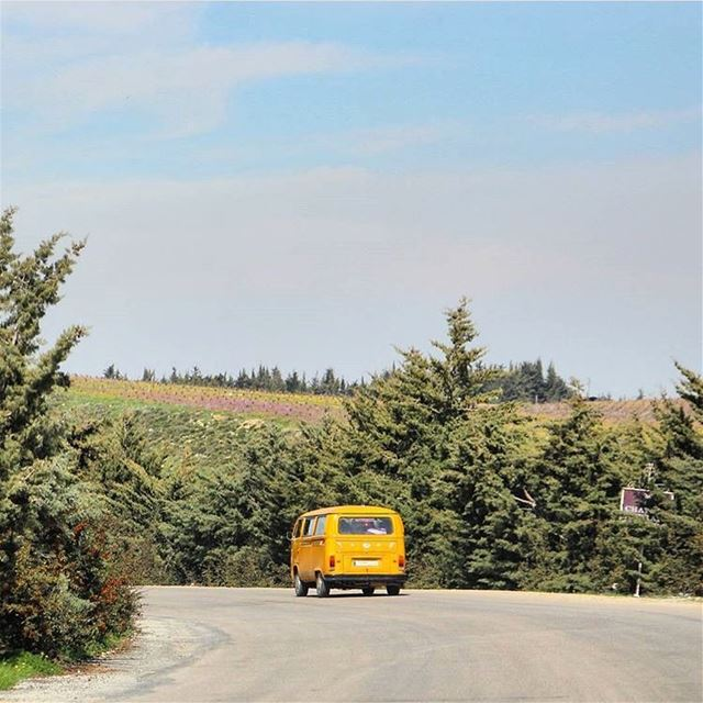 Kefraya,BekaaPhotography by: @plus961 We enjoy going on long road-trips... (Kefraya Bekaa)