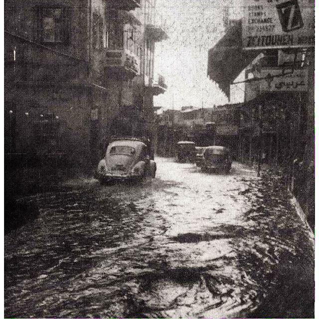 بيروت عام ١٩٧١ ،