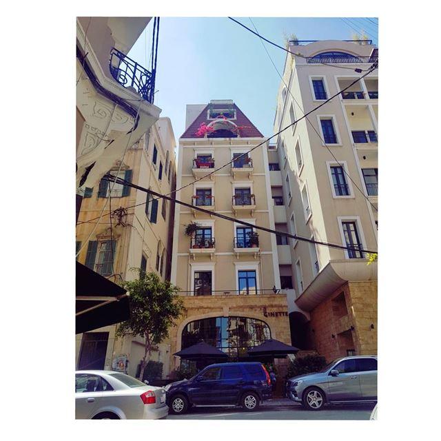 Count the X 🙄--- TakeMeTo Gemmayze Beirut Lebanon Ginette building... (Gemmayze)