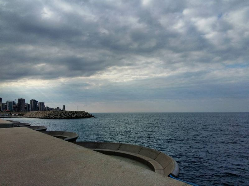 lebanon beirut waterfront photooftheday instagallery instamoments nature... (Beirut Waterfront)