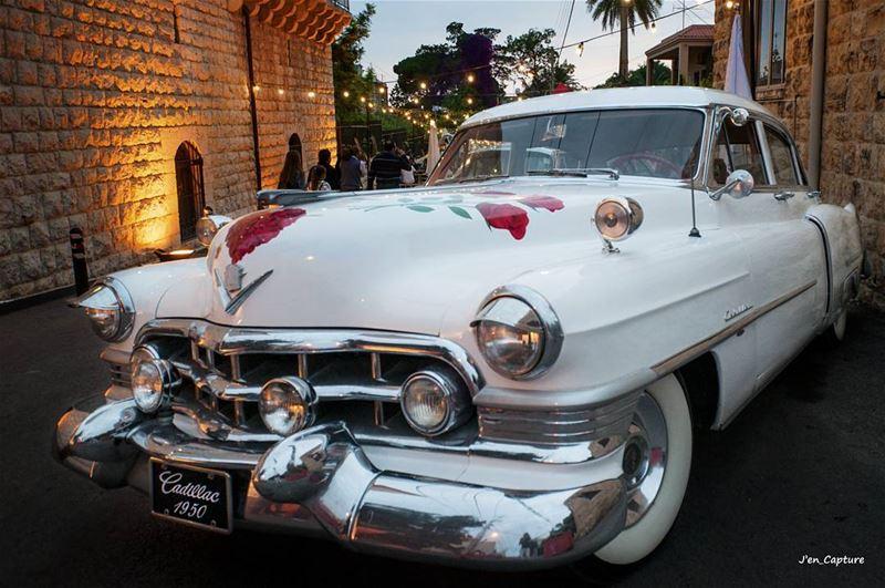 Cadillac 1950 @soukelakel ••• Lebanon soukelakel northlebanon amchit...